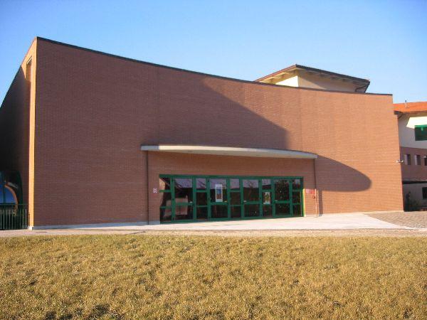 Auditorium dell'Istituto Canossiano