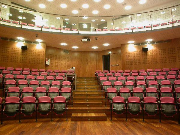 Auditorium della Fondazione Benetton