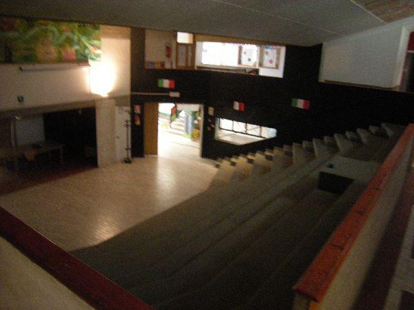 Auditorium della Scuola Primaria di Via Basse