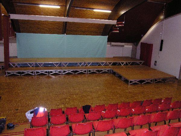 Auditorium Centro Servizi Comunale